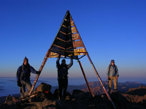 Toubkal: Expedition 2007
